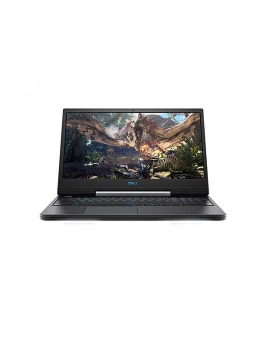 كمبيوتر محمول - Dell Inspiron G5-N 5590 i7-9750H-16GB-1TB-SSD 512GB-RTX2070Ti-8GB-15.6 FHD-DOS-Black
