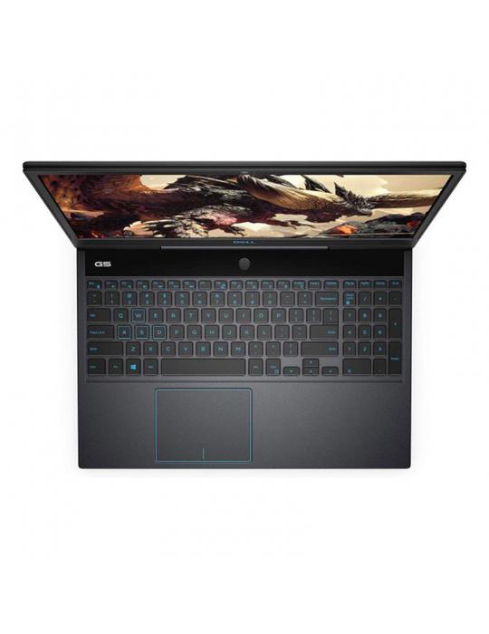 Laptop - Dell Inspiron G5-N 5590-Core i7-9750H-16GB-1TB-SSD 256GB-GTX1650-4GB-15.6 FHD-WIN 10-Black