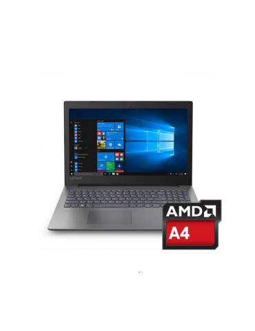 Lenovo Ideapad 330-AMD-A4-4GB RAM-1TB HDD-2G AMD-DOS-Black