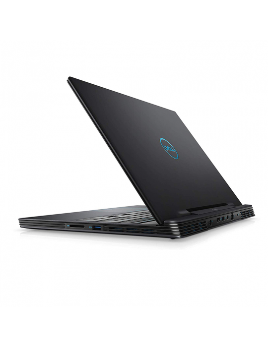كمبيوتر محمول - Dell Inspiron G 5-N 5590 i7-9750H-16GB-1TB-256GB SSD-GTX1660Ti-6GB-15.6 FHD-DOS-Black