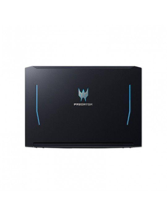 كمبيوتر محمول - Acer Predator Helios 300 PH315-52-75C6-core i7-9750H-16GB DDR4-2TB HDD-512GB SSD-NVIDIA® GeForce® GTX 1660Ti 6G