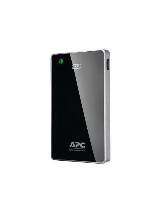 Power Bank - APC M10 Mobile Power Pank 10000 mAh- Black