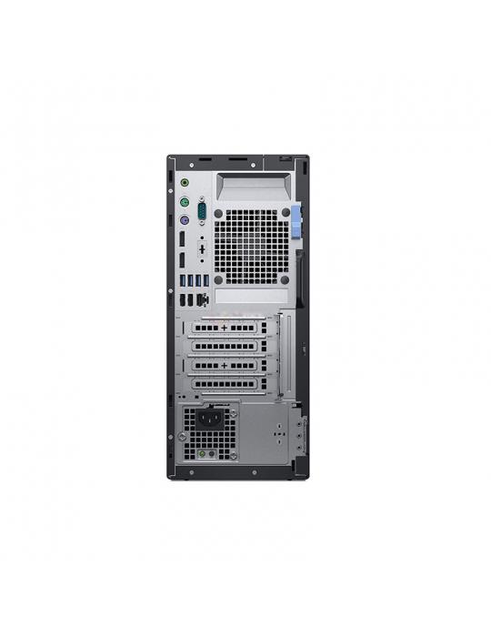 كمبيوتر مكتبى - Dell Optiplex 7060 Intel Core i7-8700-4GB RAM DDR4-1TB HDD-VGA Intel Graphics-DOS-3Years warranty