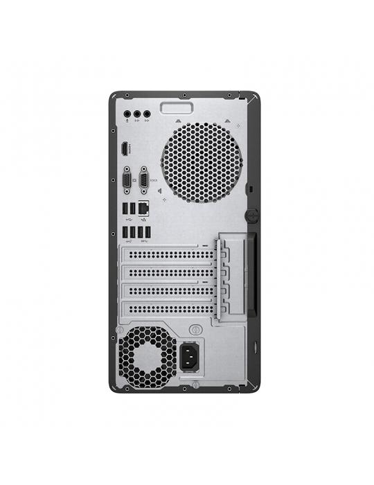 Desktop - Desktop HP 290 G2M i5-8500-4GB-1TB-Intel Graphics-Monitor 19