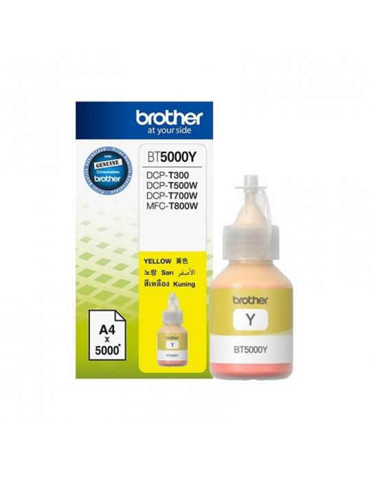 Ink & Toner - Ink Brother BT-5000Y