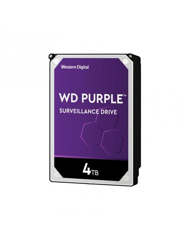 H.D 4TB W.D SATA Purple