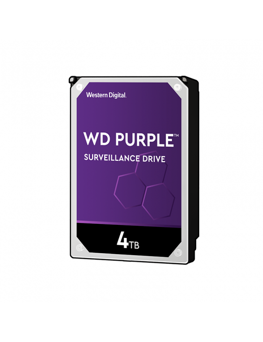 هارد ديسك - H.D 4TB W.D SATA Purple