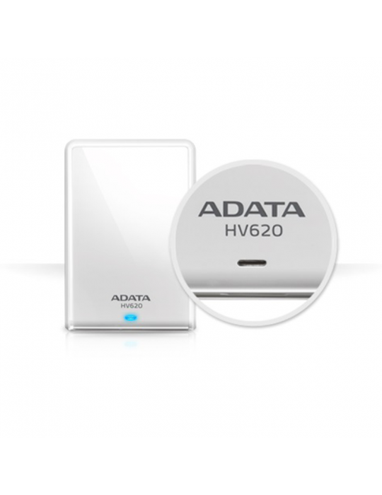 Hard Drive - External HDD Adata HV620 2TB Gray