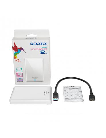 External HDD Adata HV620 2TB Gray
