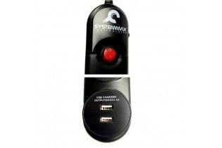 مشترك كهربائي - Power Strip System Max P4-1.8M-4Port +USB مشترك كهرباء