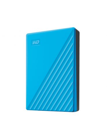 HDD External WD 2T.B Passport USB3-Blue