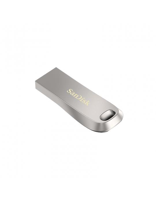Flash Memory - Flash Memory 64GB SanDisk Ultra Luxe-USB3.1