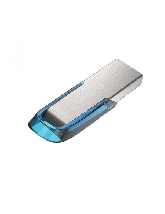 Flash Memory - Flash Memory 64GB SanDisk Ultra Flair-USB3