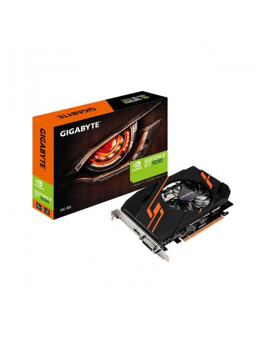 كارت شاشة - Gigabyte GeForce GT 1030 2GB DDR5 Graphics Card