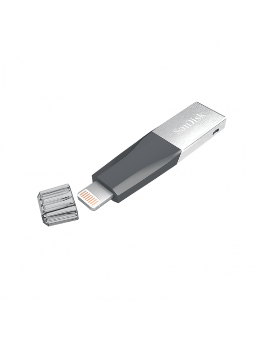 Flash Memory - Flash Memory 128GB SanDisk iXpand MINI (iPhone)