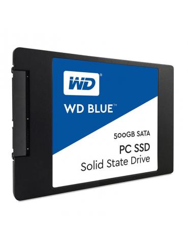 Western Digital Blue 500 GB SSD HDD 2.5 SATA