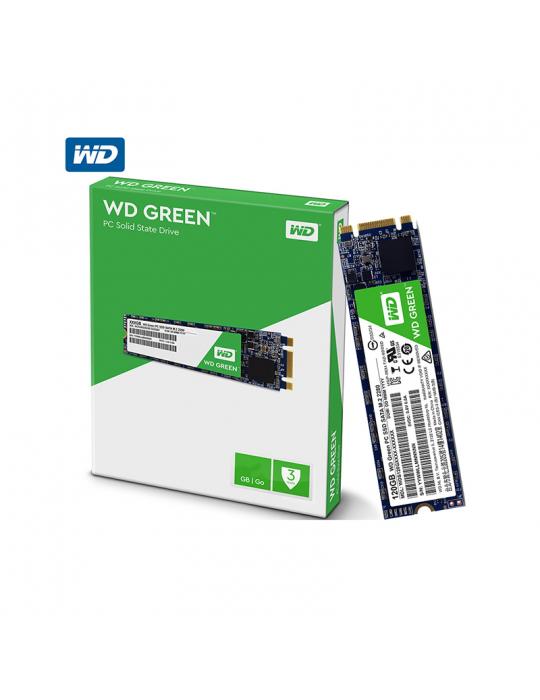 Hard Drive - Western Digital Green 120GB SSD HDD M.2