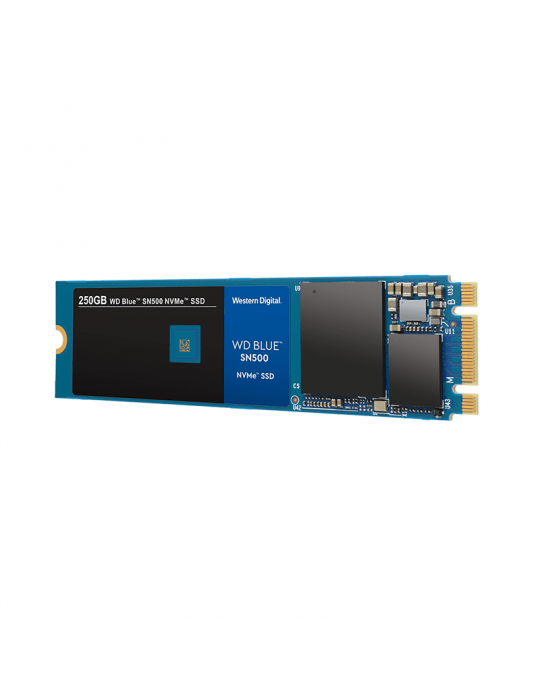 Hard Drive - Western Digital Blue 250GB SSD HDD M.2