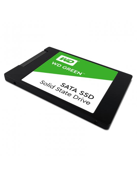 Hard Drive - Western Digital Green 120GB SSD HDD 2.5 SATA