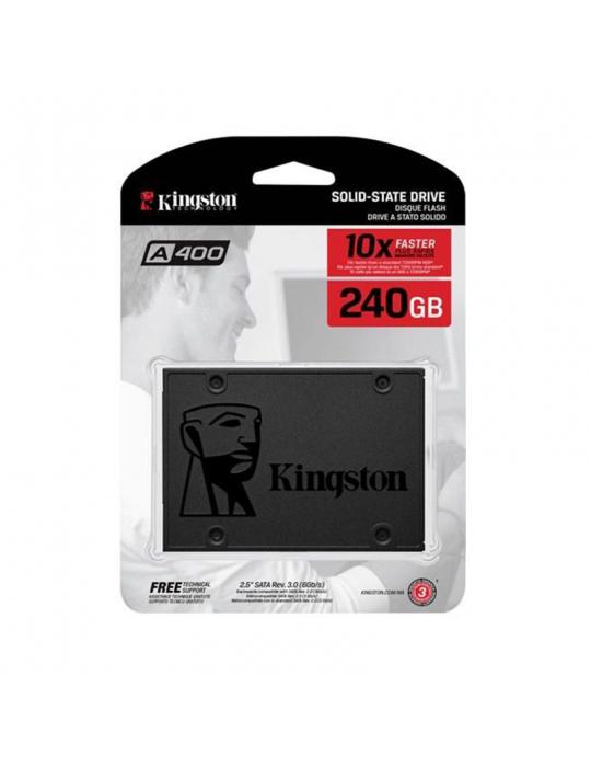 هارد ديسك - SSD HDD Kingston 240GB 2.5 SATA