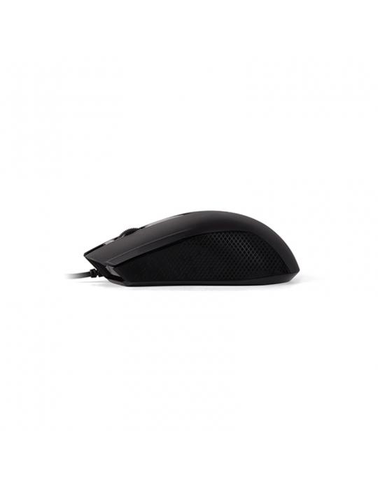 Mouse - Mouse A4Tech OP-760 USB Black