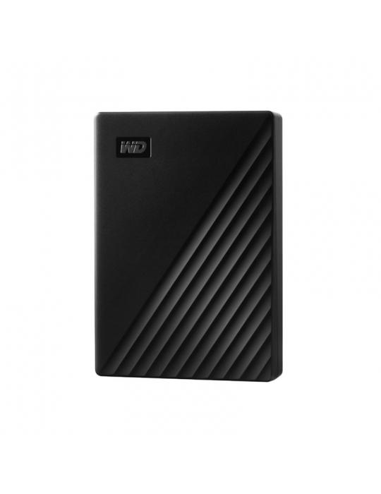 HDD - HDD External WD 4T.B Passport-Black