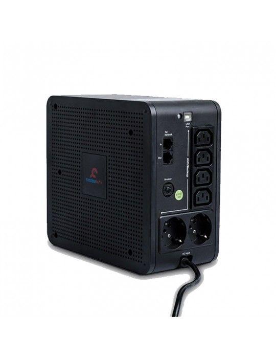 يو بى اس - UPS System Max 600VA