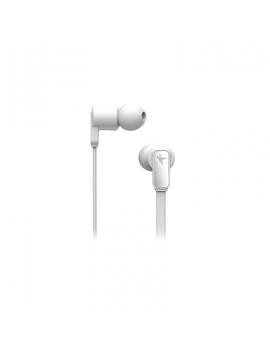 سماعات اذن - Headset Genius HS-M260 White