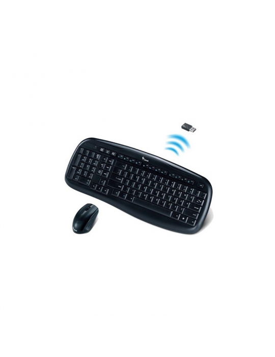 Keyboard & Mouse - KB+Mouse Wireless Genius Combo 8000
