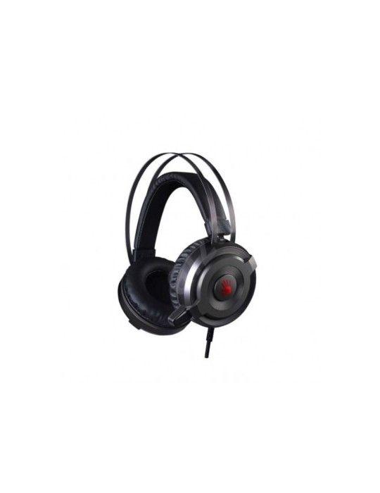 Headphones - Headset Bloody G520 7.1 RGB USB