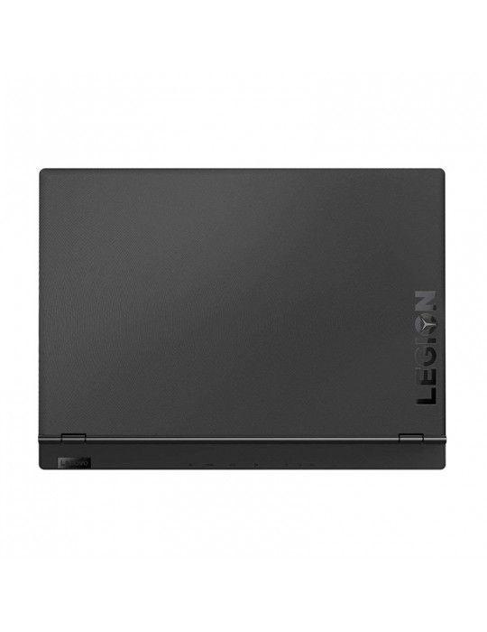 كمبيوتر محمول - Lenovo Y540 core i7-9750H-16GB-1TB-512GB SSD-GTX1650-4GB-15.6 FHD-Win10-Black