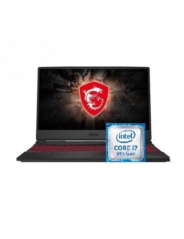 "msi GL65-9SE core i7-9750H-16GB DDR4-1TB HDD-256GB SSD-RTX 2060 6GB-15.6"" FHD"