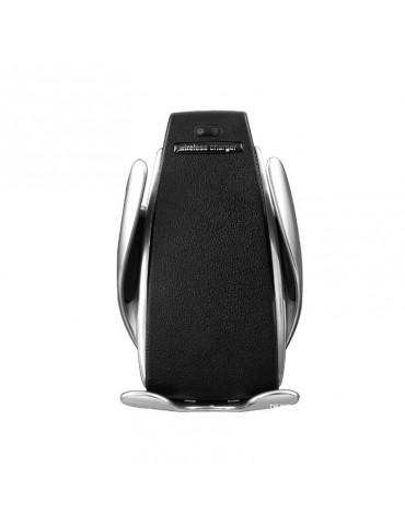 Automatic Clamping Wireless Car Charger with Smart Sensor