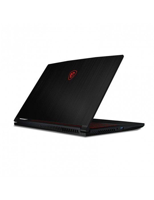 "Laptop - msi GF63 Thin 9RCX core i5-9300H-8GB DDR4-512GB SSD NVME-GTX 1050TI 4GB-15.6"" FHD"