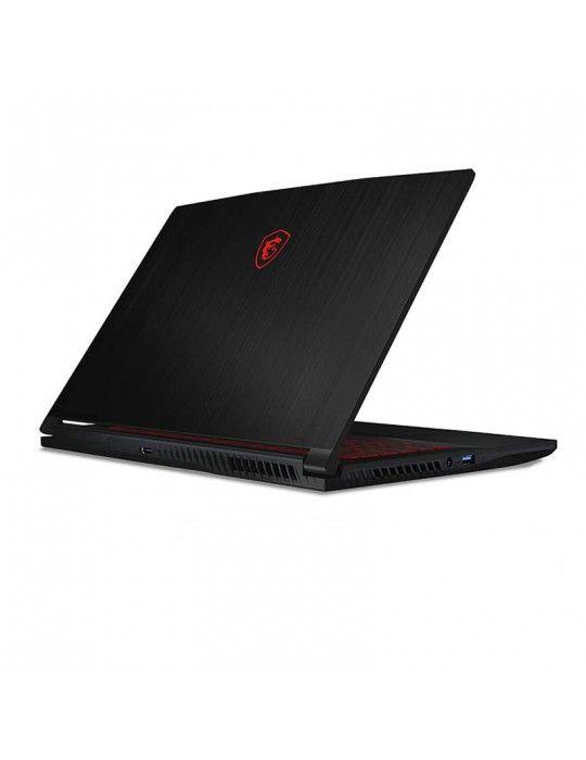 "Laptop - msi GF63 Thin 9SC core i7-9750H-16GB DDR4-512GB SSD NVME-GTX 1650 4GB-15.6"" FHD"