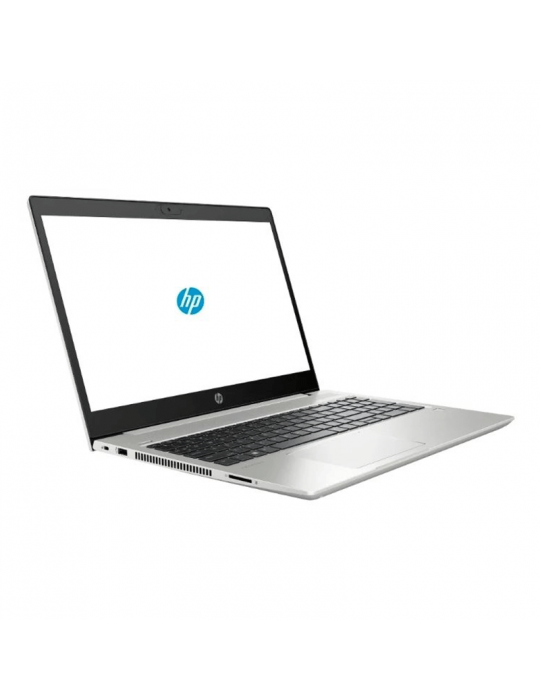 Laptop - HP ProBook 450-G7 i5-10210U-8GB-1TB-MX130-2GB-FPR-15.6 HD-Dos-Silver-Carry Case