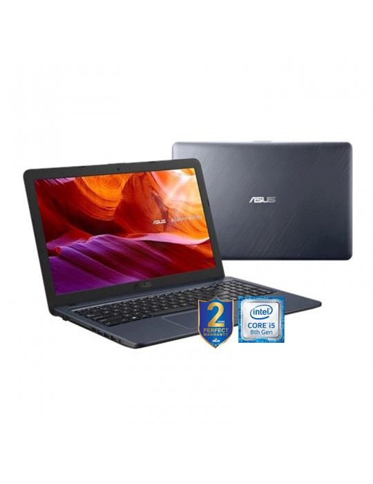 Laptop - ASUS Laptop X543UB-DM929 i5-8250U-8GB-1TB HDD-MX110-2GB-15.6 FHD-Black