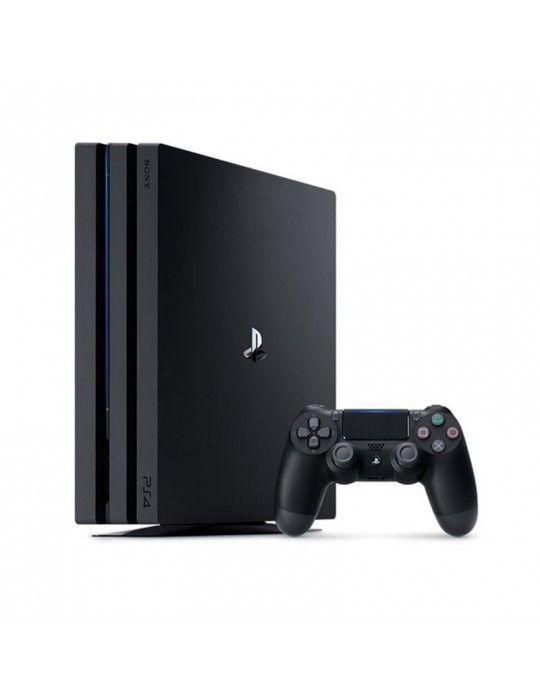 Playstation - PlayStation® 4 Pro 1TB Console 4K +1 DUALSHOCK®4 Controller (Official Warranty)