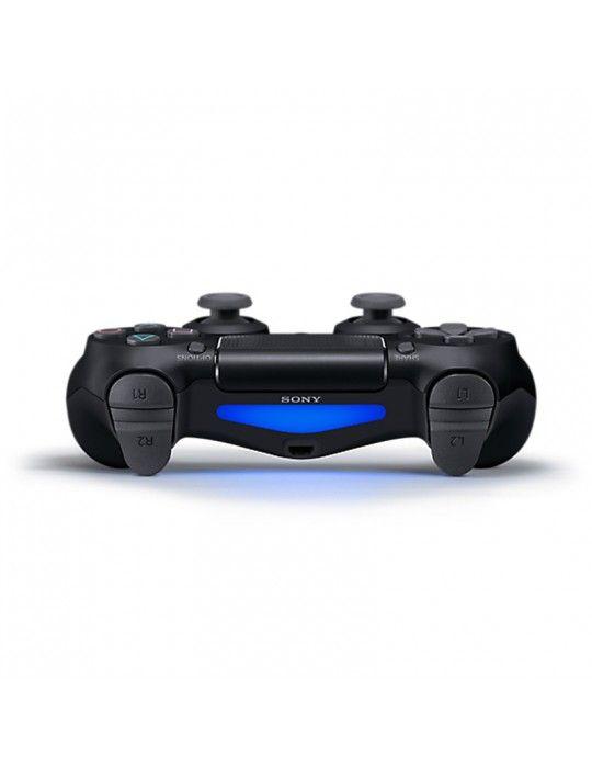 بلاي ستيشن - DUALSHOCK®4 Wireless Controller for PS4™ - Jet Black + Fortnite Neo Versa bundle (Official Warranty)
