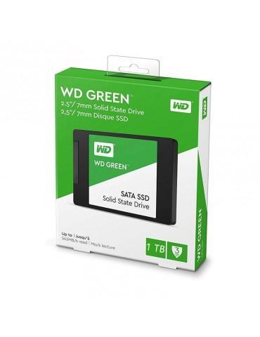 SSD HDD WD 1TB Green 2.5 SATA