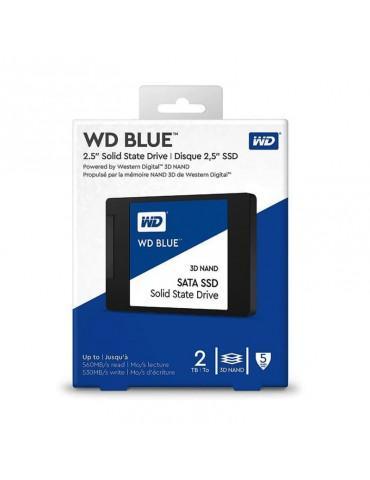 SSD HDD WD 2TB Blue 3D NAND 2.5 SATA