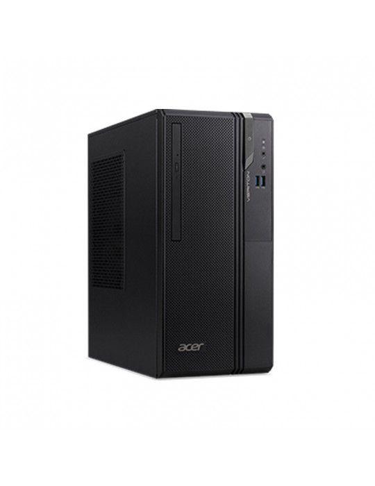 كمبيوتر مكتبى - Desktop Acer Veriton 2730G i3-8100-4GB-1TB-Intel Graphics-DOS-1 Year Warranty