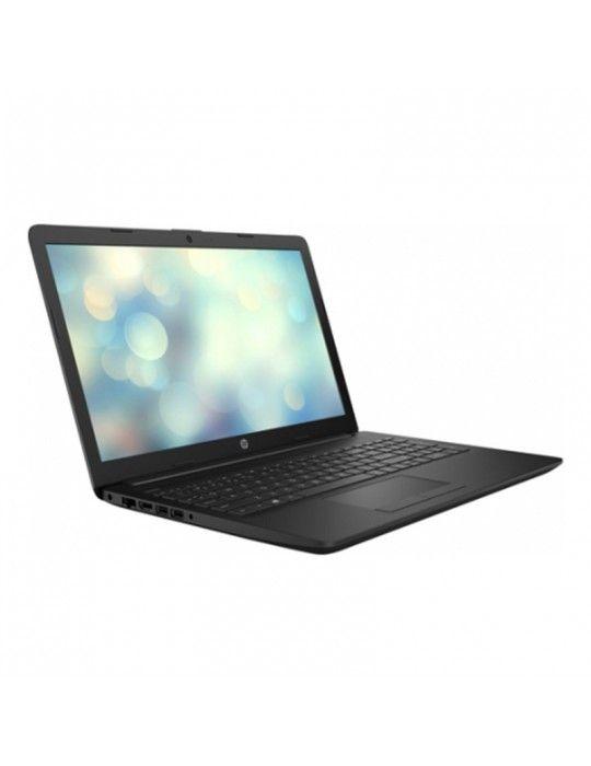 كمبيوتر محمول - HP 15-da2001ne i5-10210U-8GB-1TB-MX130-4GB-15.6HD-DVD-Dos-Black