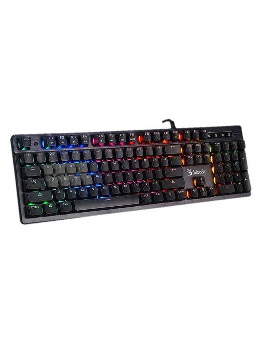 Keyboard - B500N MECHA-LIKE SWITCH GAMING KEYBOARD