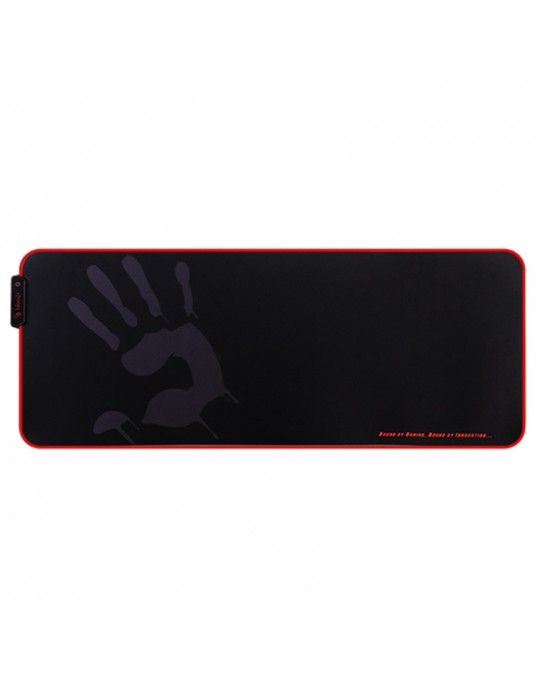 Gaming Accessories - MP-80N EXTENDED ROLL-UP FABRIC RGB GAMING MOUSE PAD