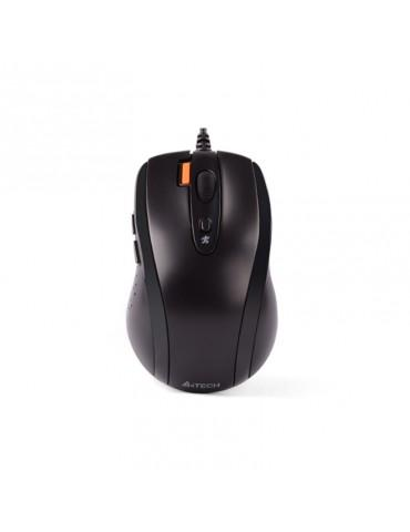 A4Tech WIRED MOUSE N-70FXS BLACK