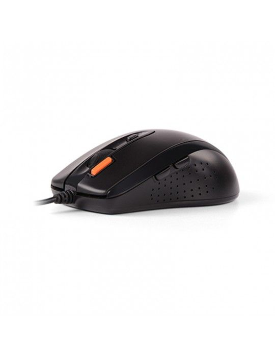 Mouse - A4Tech WIRED MOUSE N-70FXS BLACK