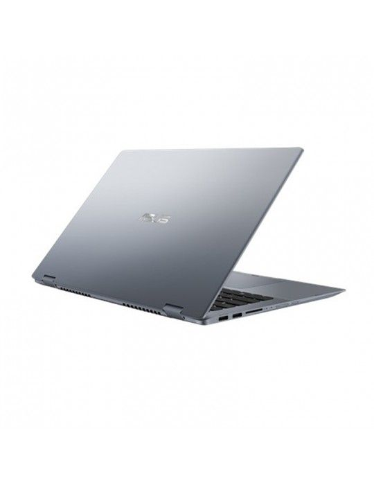 Laptop - ASUS VivoBook Flip 14 TP412FA-EC141T-I3-8145U-DDR4 4G-256G PCIE G3X2 SSD-Intel-14.0 FHD- GLARE TOUCH- -win10-1A-STAR G