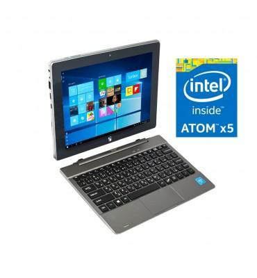"Cherry ZE06G 10.1""-Touch-2in1-Intel Atom X5 Z8350-2GB RAM DDR-VGA Intel HD 4000-Memory 32 GB-Windows 10-Grey"