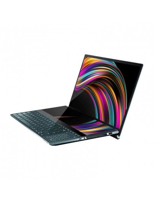 Laptop - ASUS Zenbook Duo UX481FL-BM039T-i7-10510U-16G-1TB SSD-MX250-2G-14.0 FHD- Win10-Sleeve-Stylus pen